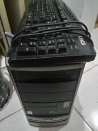 CPU e teclado