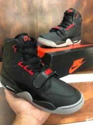 Tênis Nike Air Jordan Legacy - $250,00