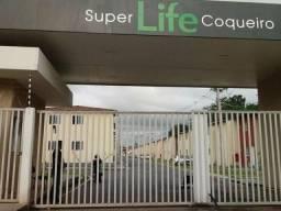 Título do anúncio: Alugo apartamento 3 quartos sendo 1 suíte- Super Life Coqueiro
