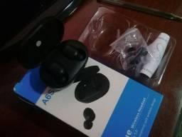 Fone bluetooth headset