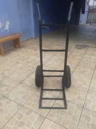Carrinho de carga rodas com rolamento