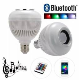 Promo RELÂMPAGO Lampada Musical  Bluetooth