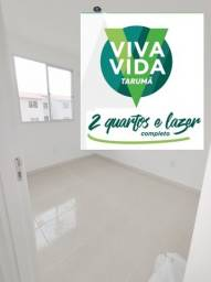 Novo1ªmoradia Viva Vida Tarumã av turismo5ºandar incluso tx cond acessopontanegrasegurança