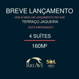 Cadastro Breve 4 Suítes Luxo | Terraço Jaqueira | Rio AVe