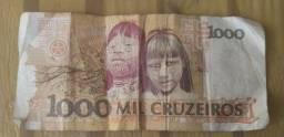 Nota mil Cruzeiros