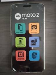 O Motorola Moto Z Play smartphone Android