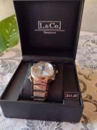 Relógio L&Co