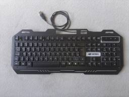 KIT mouse e teclado Gamer   C3TECH+EVOLUT