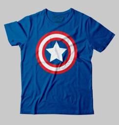 Camisa Escudo do Capitão América