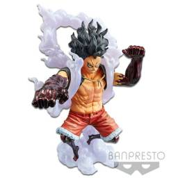 Luffy Snakeman Gear Fourth One Piece Original Action Figure Boneco Anime