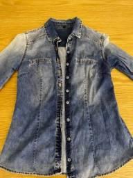 Jaqueta Jeans da Revanche Tam M
