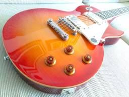 Guitarra epiphone Les Paul ac troca Gibson Marshall fender rexsom
