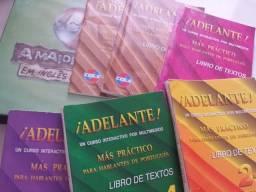 Curso completo de espanhol de R$ 270,00 por R$150,00!!!