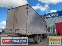 Furgao Bau Aluminio 8,00 metros