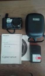 Câmera Fotográfica Sony Cyber Shot DSC H55