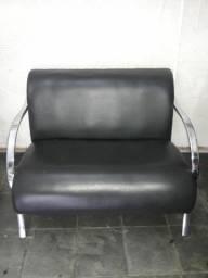 Poltrona de espera(salão beleza, consultório,clinicas,etc...)