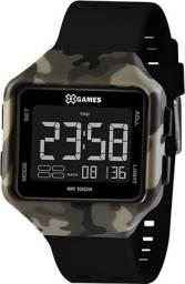 Relógio Masculino 10ATM X-Games Camuflado