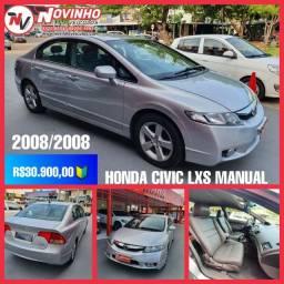 Honda Civic Lxs Manual 2008/2008