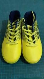 Tênis Chuteira Futsal: Nike 35 - Umbro 36 - Adidas 37