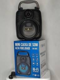 Caixa de Som inova RAR-8601