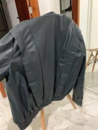 Jaqueta de couro tamanho M atemporal