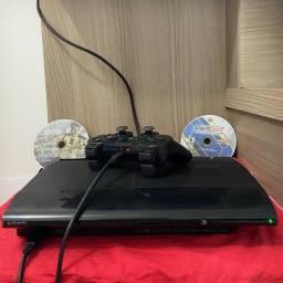 PS3 500GB 24 JOGOS DE PS3