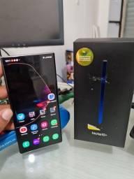 Samsung Galaxy Note 10 Plus Completo + Nota Fiscal + Galaxy Buds ( Loja física )