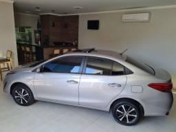 YARIS 2020-20 XLS top de linha  teto solar sedan