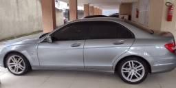 Mercedes Bens C-180 CGI Turbo 2012