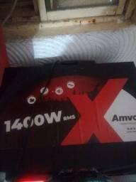 Título do anúncio: Caixa de som amvox ACA 1501