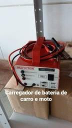 Carregador de bateria 5AH 300A- Entregamos a domicílio/varejo e atacado