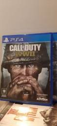 JOGO PS4 - CALL OF DUTTY WWII