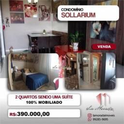 Condomínio Sollarium Park, 60m2, 2 Qts, 1 vaga