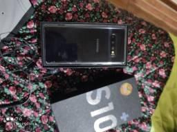 Vendo Galaxy S10 plus (estragado)