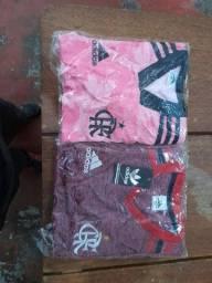 Camisa femina Flamengo