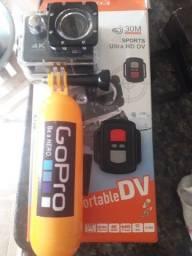 Vendo ou troco câmera Gopro a prova dágua
