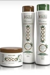 Kit Hidratação Shampoo Condicionador mais Máscara