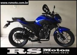 Yamaha FZ25 250 Abs 2020 2021 com apenas 700km rodados moto igual a 0km