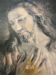 Quadro Jesus Cristo - Victor Caruso