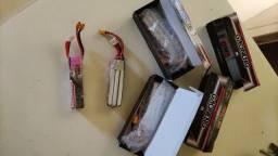 Bateria LiPo 3s 520mAh