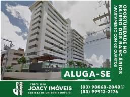 Apartamento para Alugar - 03 Quartos nos Bancários