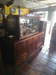 Cristaleira Buffet antiga
