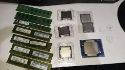 Processador e memórias