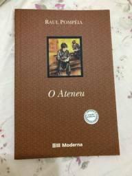 Livro O Ateneu (Raul Pompéia)