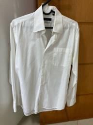 Blusa social branca n 3