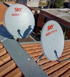 Instalador de Antenas BH e Região 24hs