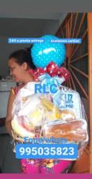 Cestas datas comemorativas RLC cestas Manaus  aceitamos cartões 23h 5