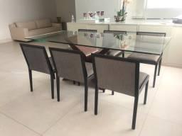 Conjunto Jantar Mesa e cadeiras (Leiam o Anuncio)