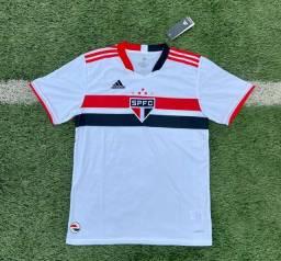 Camisa do são Paulo temporada 21/22 tamanho M e G