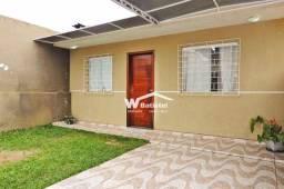 Título do anúncio: Casa com 3 dormitórios à venda, 59 m² por R$ 262.000 - Monza - Colombo/PR